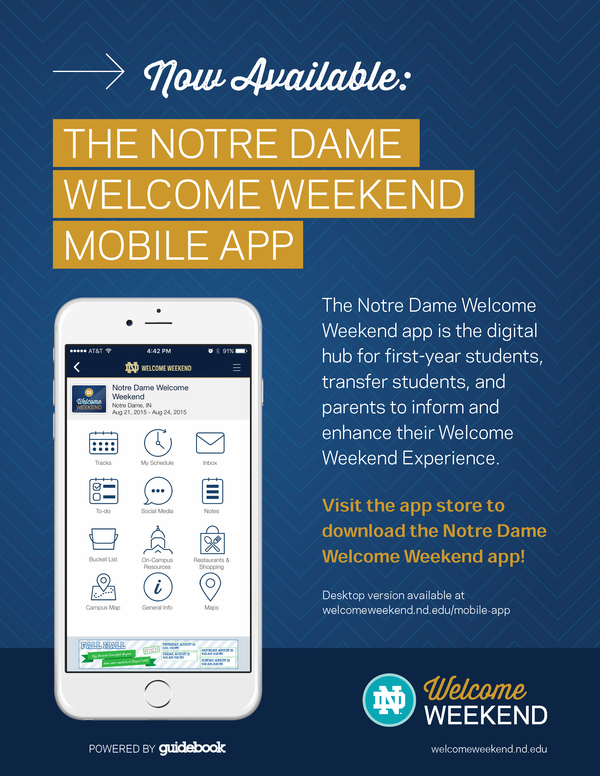 Png Welcome Weekend App Ad